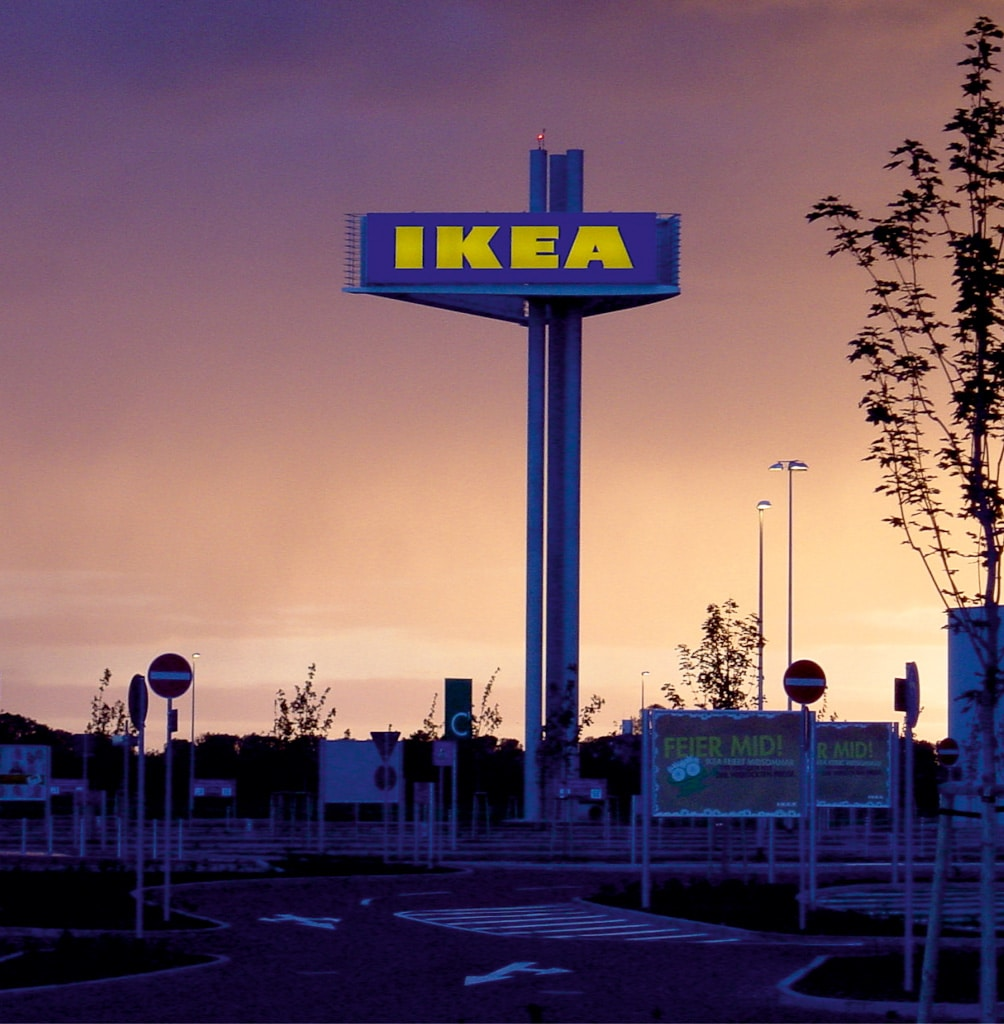 IKEA Pylon