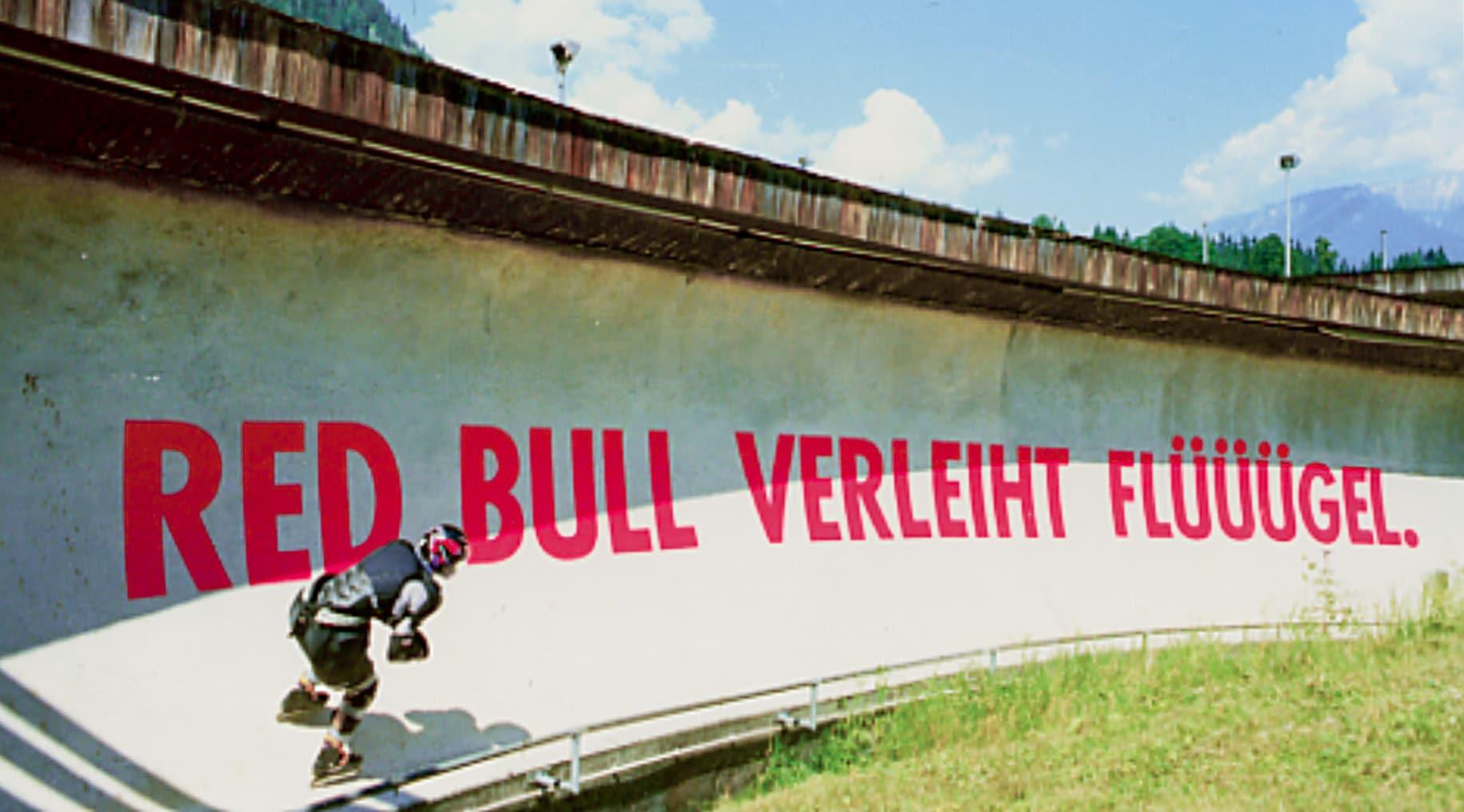Red Bull – Folienbeschriftung